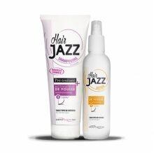 HAIR JAZZ Shampoo & Lotion. 3 gange hurtigere hårvækst!