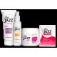 HAIR JAZZ Shampoo, Lotion, Maske og Vitaminer