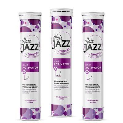 HAIR JAZZ  vitaminer